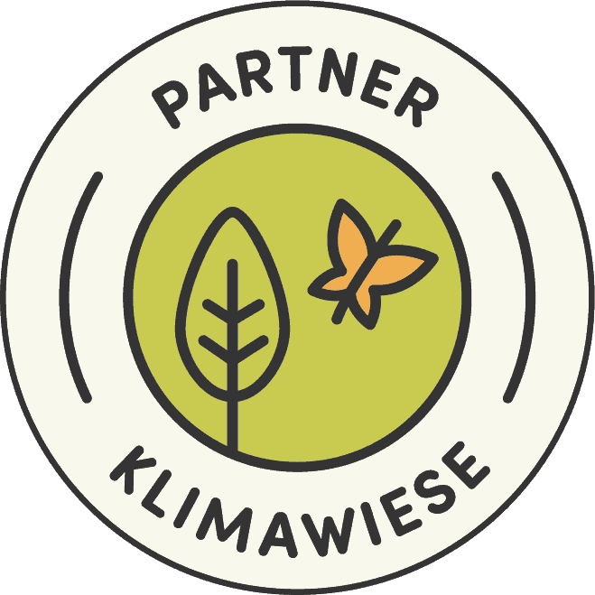 Wir unterstützen Klimawiese.de