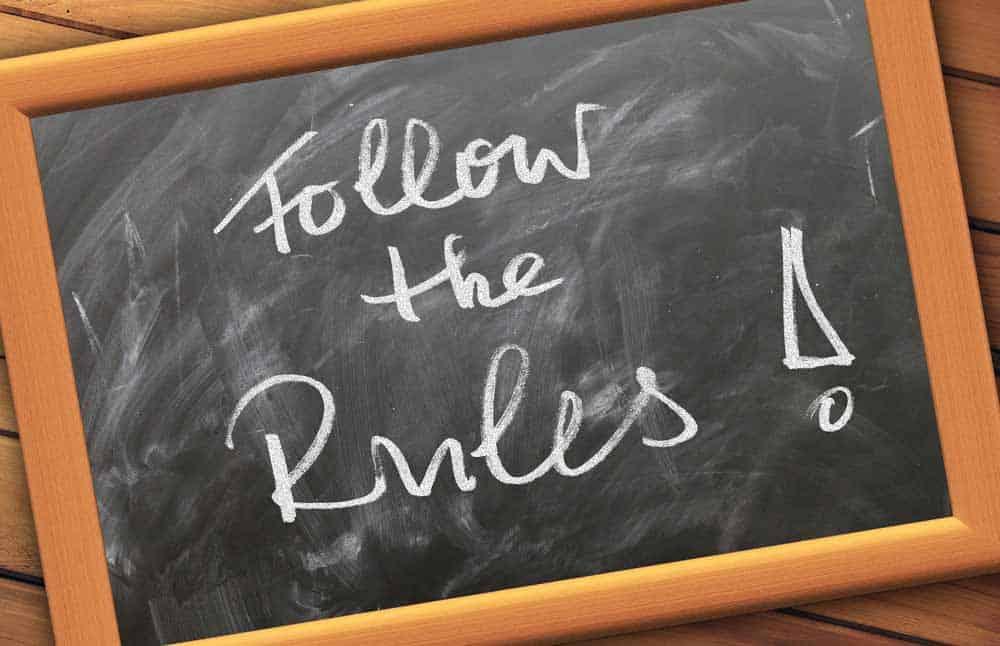 Regeln für grünes Büro