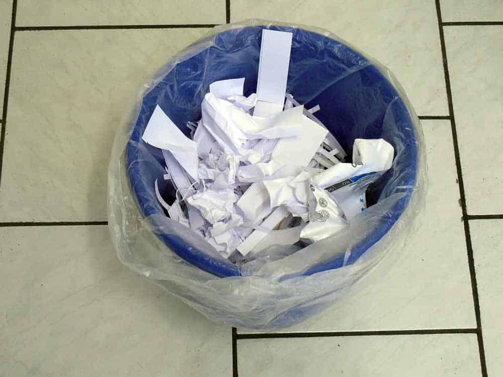 Papiermuell vermeiden als nachhaltige bürotipps