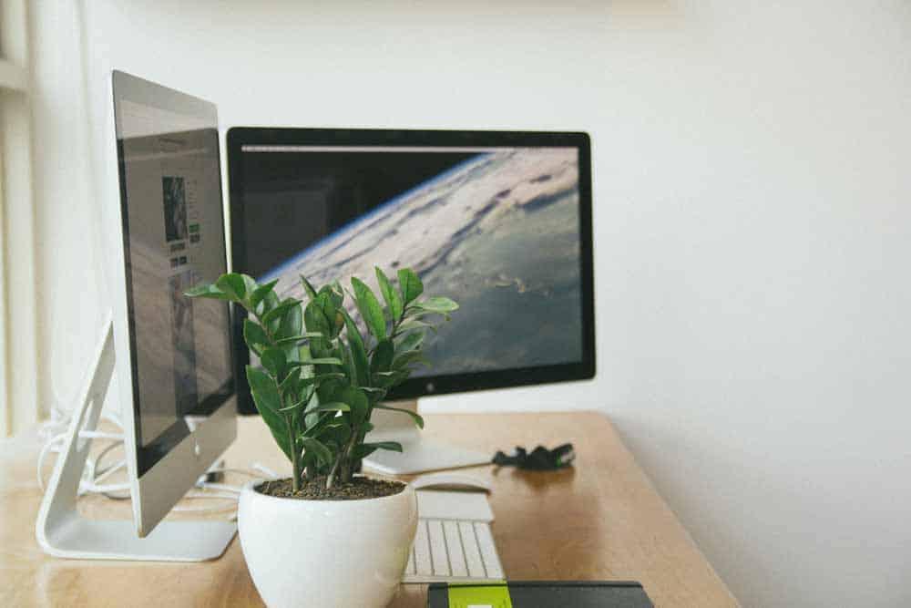 gebrauchte Hardware im nachhaltigen Büro