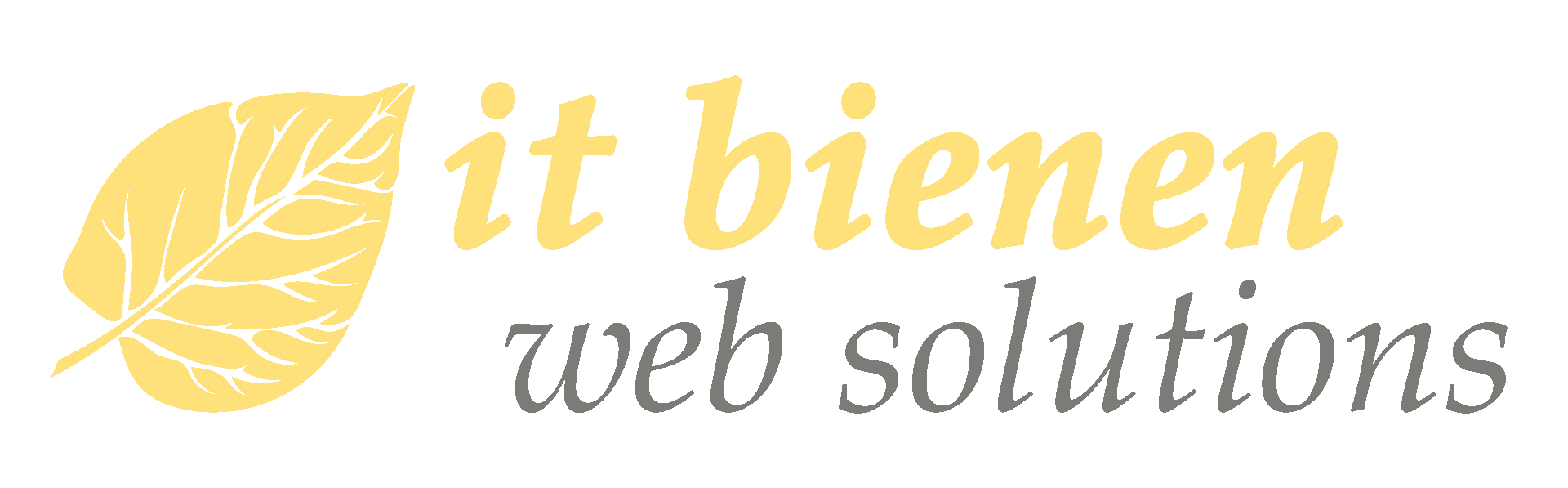 Logo it bienen web solutions